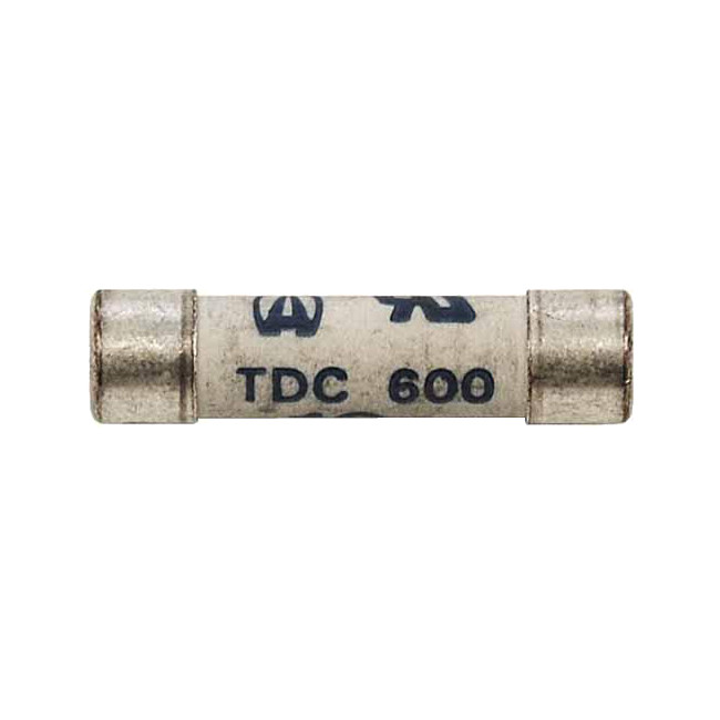 Tdc10 10a 600v Multimeter Fuse 6 3mm X 25 4mm Ceramic