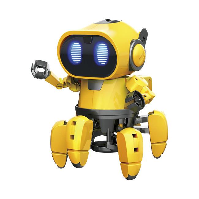 KJ9031 HEXAPOD ROBOT TOBBIE D I Y  ( Little Stefan ) - Radio