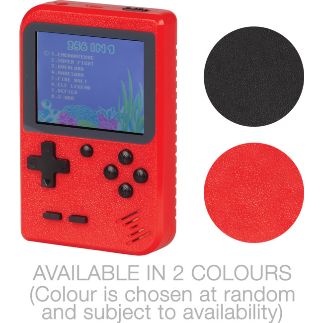 GT4280 Handheld Console 256 Games Product Image