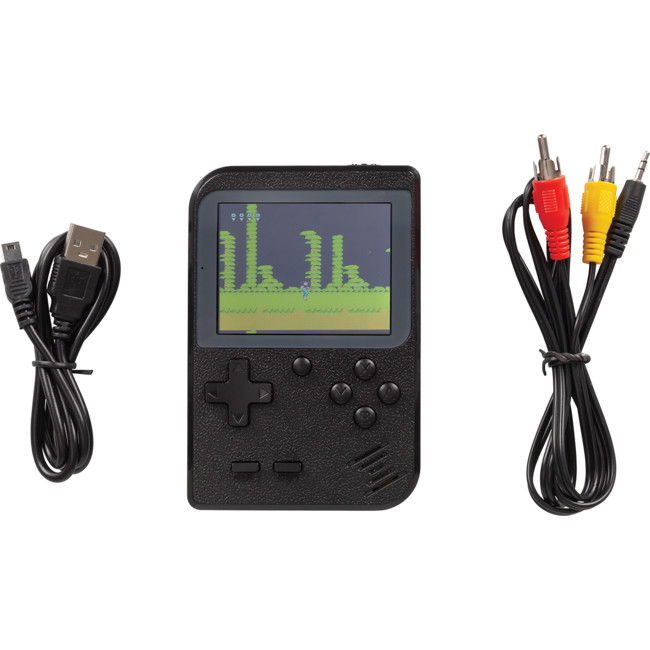 GT4280 Handheld Console 256 Games with cables