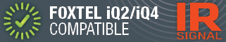 Foxtel iQ2 and iQ4 compatible