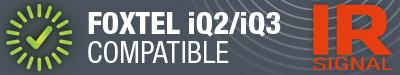 Foxtel iQ2 and iQ3 compatible