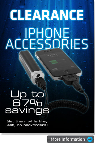 iPhone Accessories Promotion