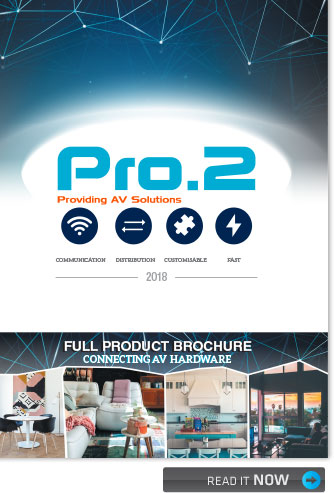 Pro2 2018 Full Product Brochure