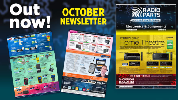 October newsletter out now