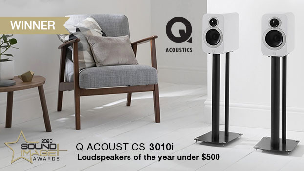 Sound Image Awards 2020 Winner of Loudspeakers of the year under $500