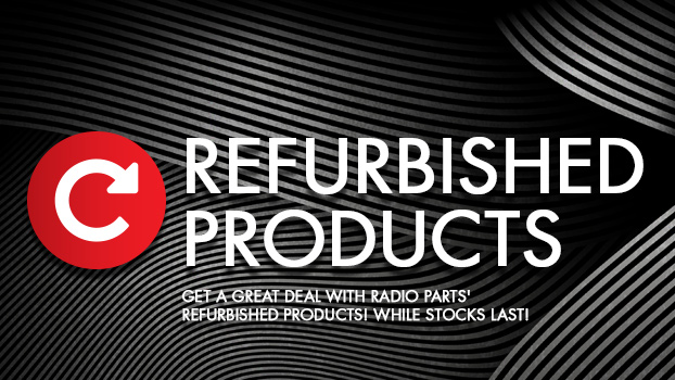 Refurbished Products!