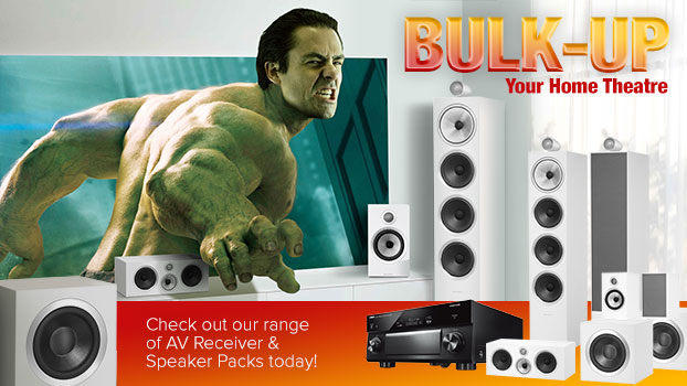 Bulk up your Home Theatre!
