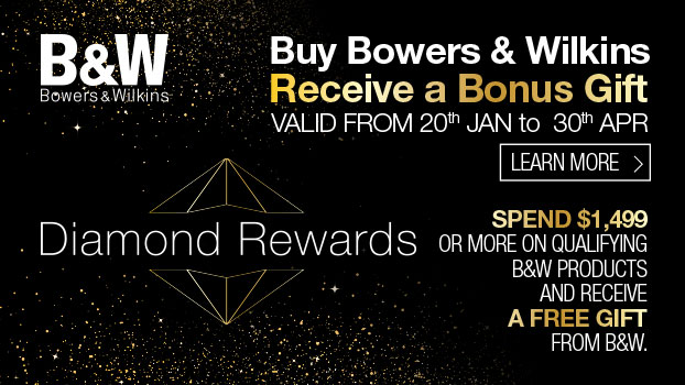 Bowers & Wilkins Diamond Rewards
